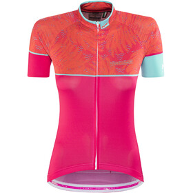 Northwave Verve 3 Jersey SS Women orange/light green